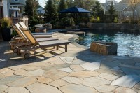 Beautiful Ideas: Using Natural Stone for your Patio ...