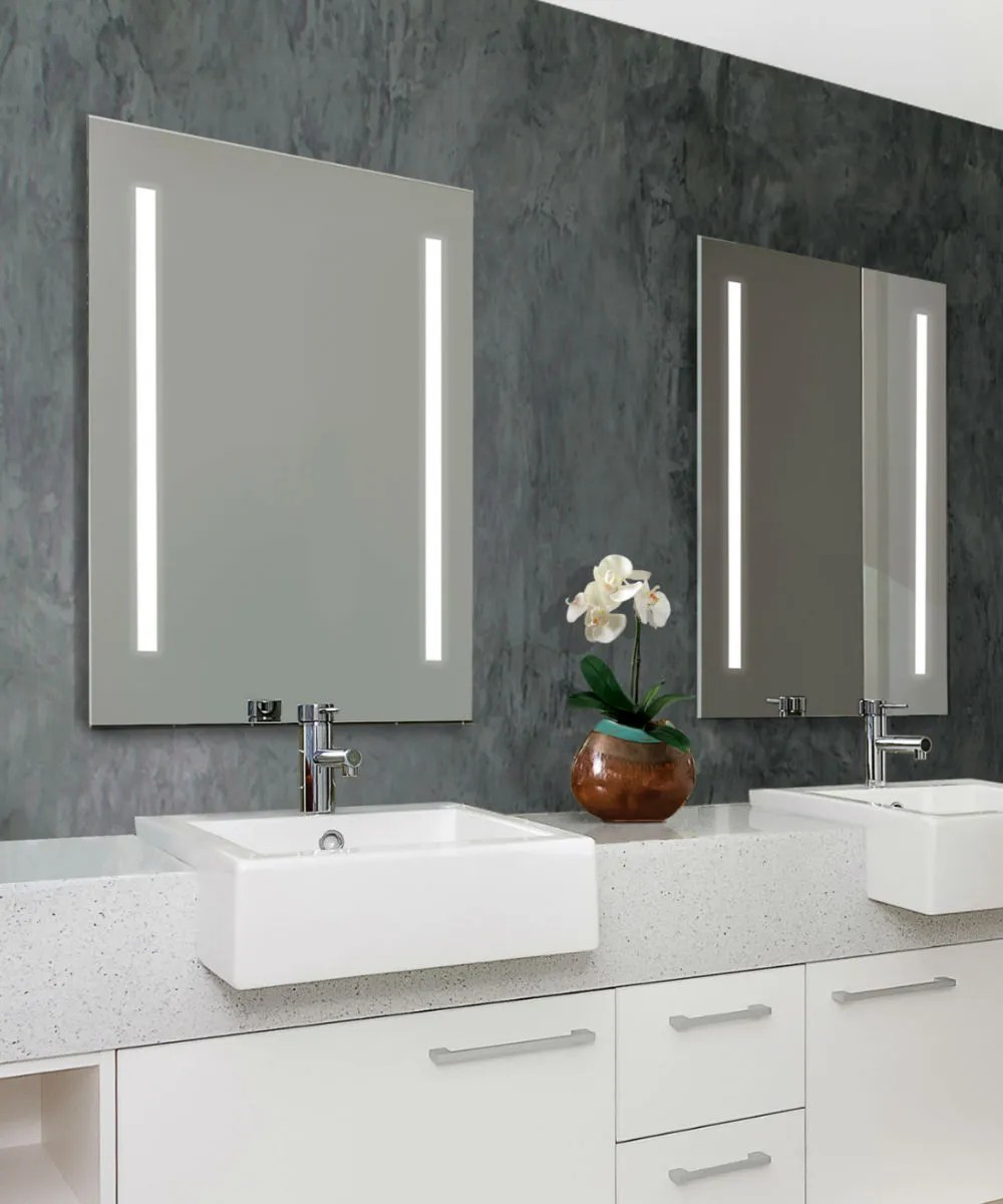 Charisma Lighted Mirror Cordova Mirrors