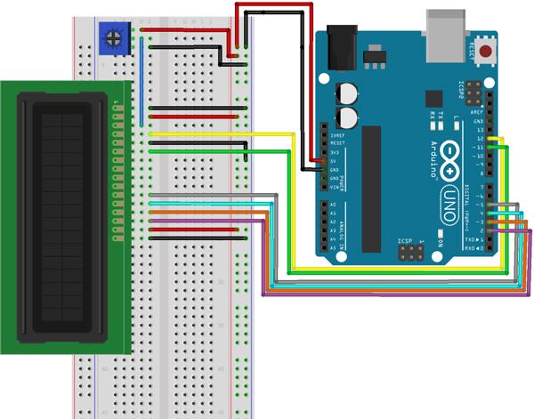LCD Screens and the Arduino Uno - Tutorial Australia