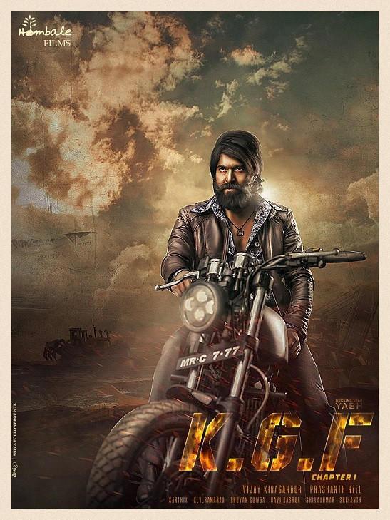 kgf chapter 2 film release date