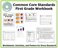 First Grade Common Core Activities