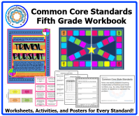 Fifth Grade Common Core Activities