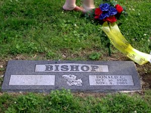 'Don Bishop Tombstone