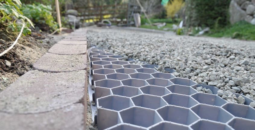 Driveway Edging Why Core Drive Is So Popular - Core Landscape Products