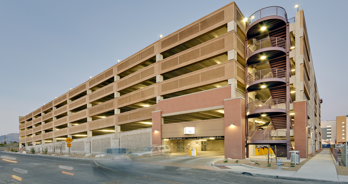 Home Builders Indianapolis Parking Structures :coreslab Structures
