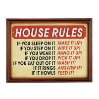 House Rules. Choice..  Corey Kope
