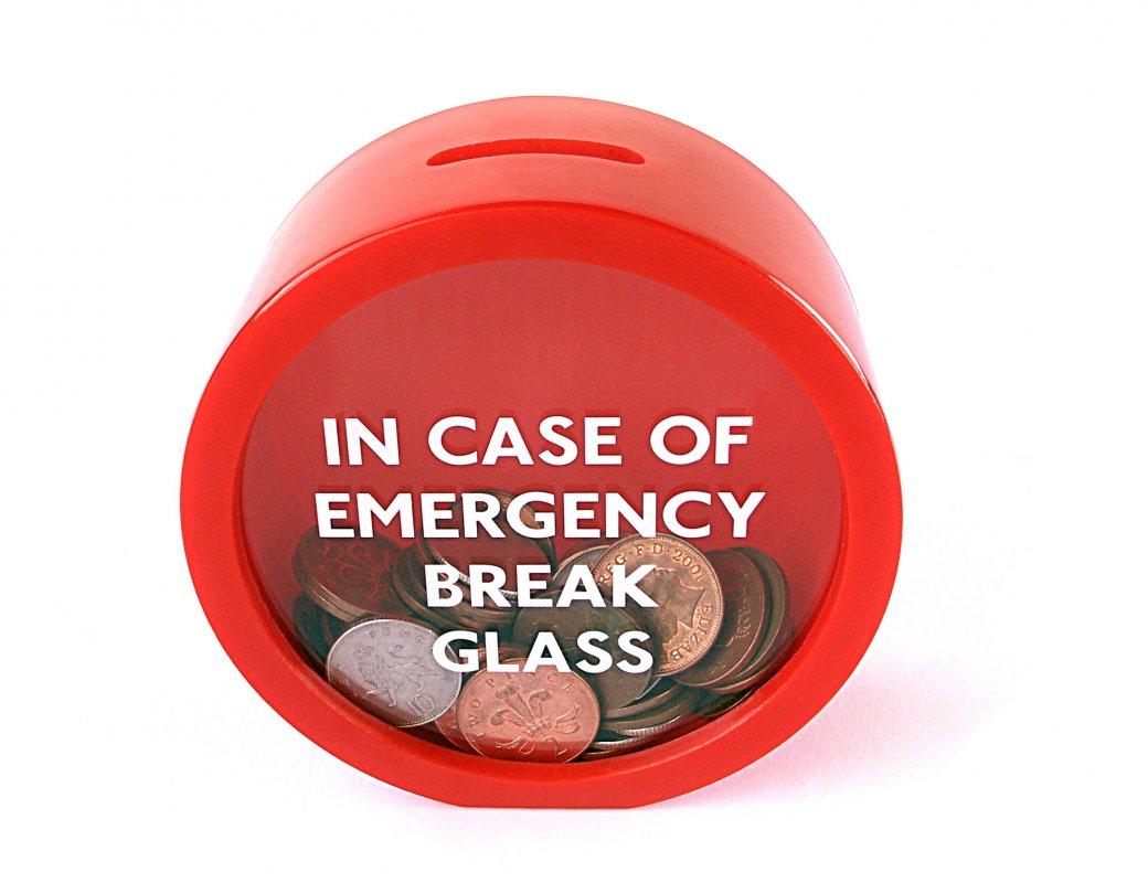 Cool Money Bank Cool Product Of The Week 4 Emergency Break Glass Piggy