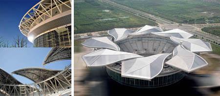 qi zhong stadium