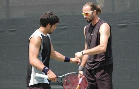 Janko Tipsarevic - Dusan Vemic - BMW Tennis Championships2008