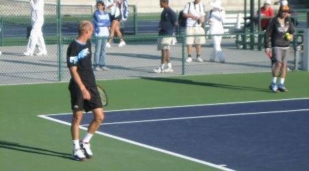 Nikolay Davydenko - Indian Wells2008