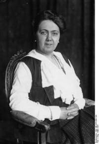 Katharina von Kardorff-Oheimb 1927