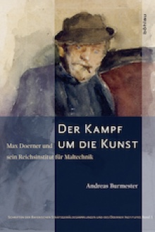 """Cover """"Der Kampf um die Kunst"""""""