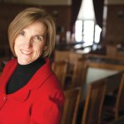 Mary Beth Grant recently assumed the controversial role of senior dean of students for inclusion, engagement and community support. (Photo courtesy of Cornell University)