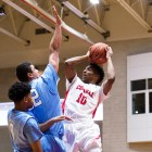 Freshman guard Matt Morgan set a Cornell freshman record for points in a single game with 33 on Friday against Harvard.