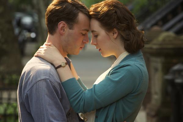 Eilis, the film's heroine, is forced to choose between two men.