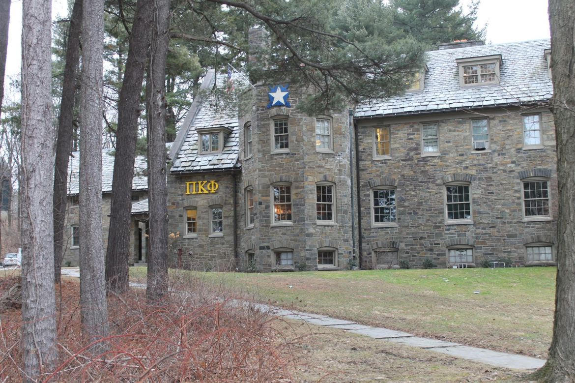 Pi Kappa Phi was placed on interim suspension Feb. 23, following hazing allegations.