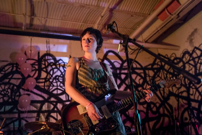 Katie Crutchfield, aka Waxahatchee
