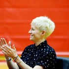 Openly gay soccer player Megan Rapinoe stressed the need for equality in sports seeking to raise awareness for resources avaliable to those who feel alienated.