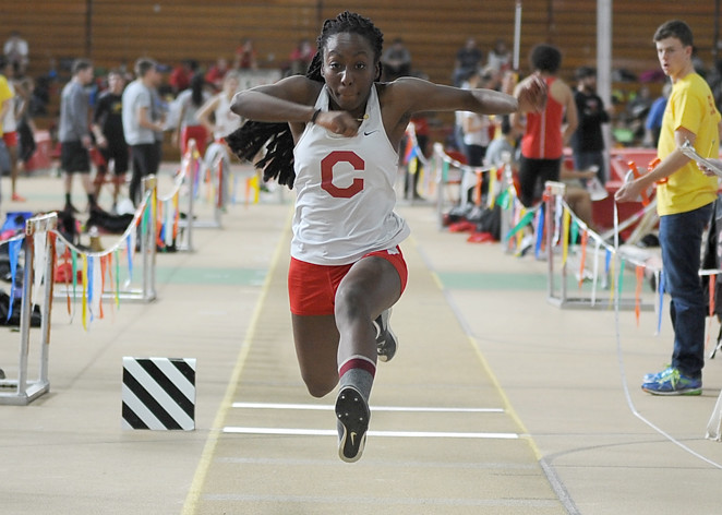 "The Red's performance on the ""big stage"" at the Penn Relays bodes well for this weekend's championships."
