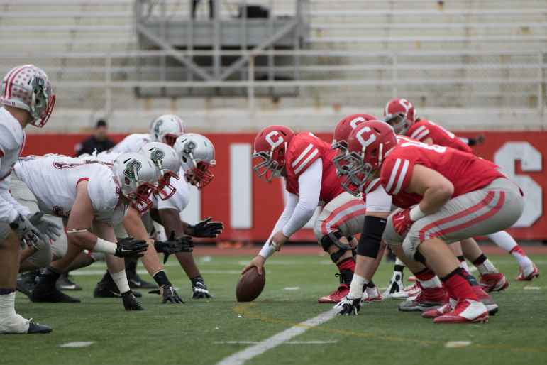 The Red won just one game last year, narrowly earning a victory over Columbia