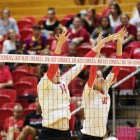 Losing very few seniors, the Cornell volleyball team believes it has the tools to find success this season.