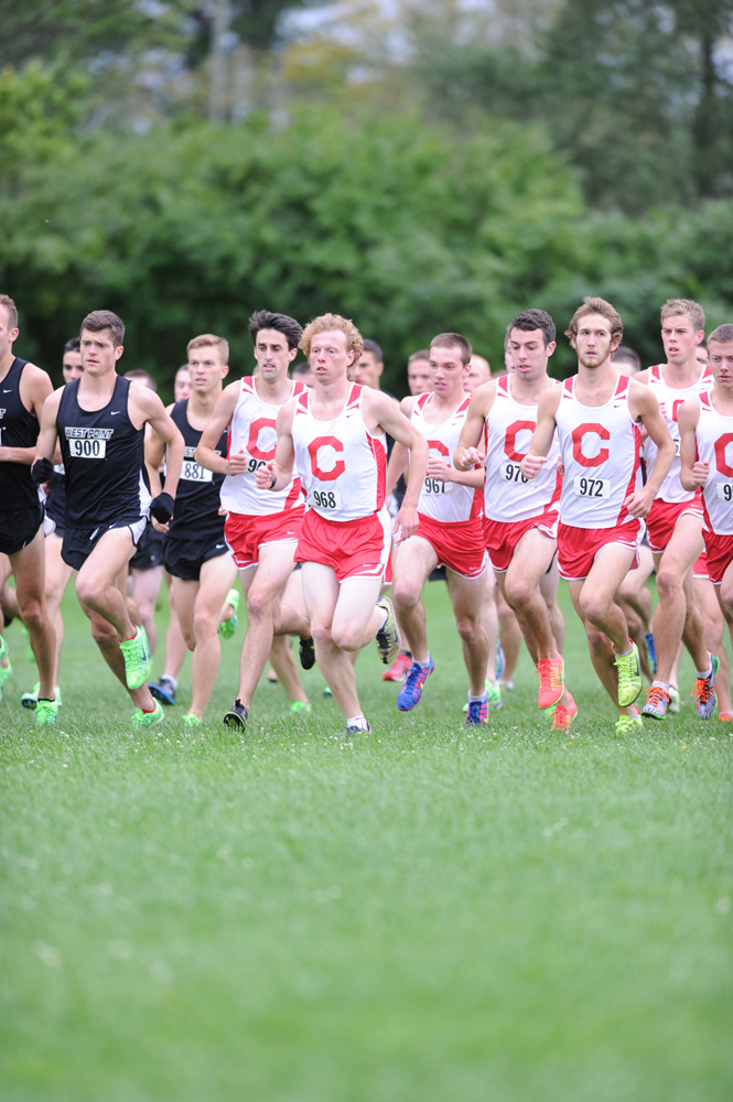 Despite losing two of its best runners, men's cross country hopes that its offseason work will pay off down the road.