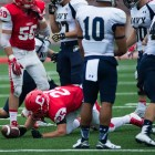 Squaring off against Navy, a perennial favorite to win the CSFL, Cornell lost, 40-7, at home in the season opener.