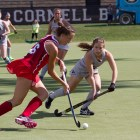 Cornell field hockey had a chance to improve its Ivy record, but Harvard shut the door and remains undefeated in the Ivy League.