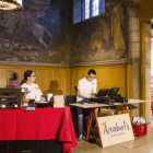 Anabel's Grocery, to be located in Anabel Taylor Hall.