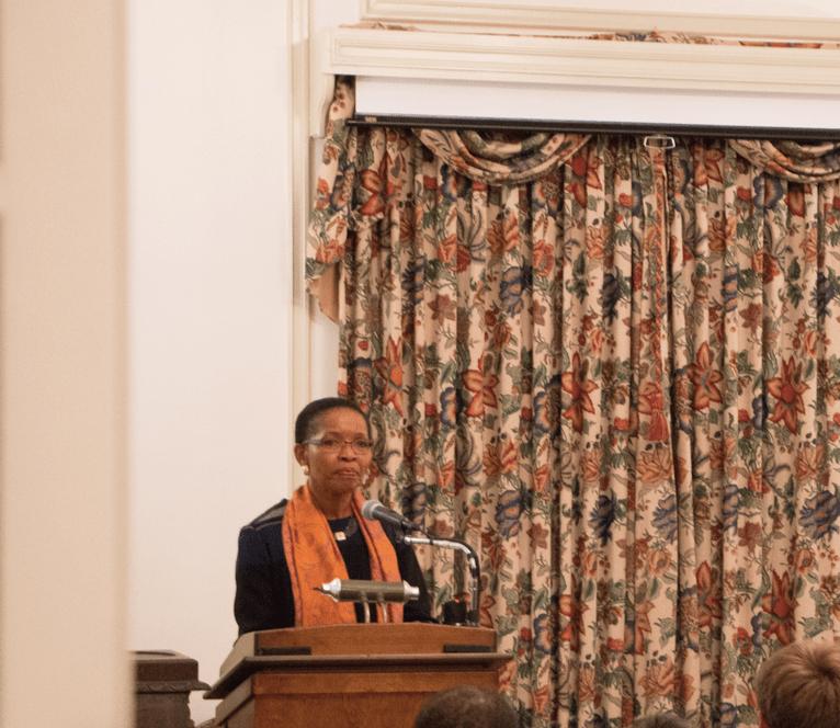 Prof. Pumla Gobodo-Madikizela, Stellenbosch University, the power of forgiveness.