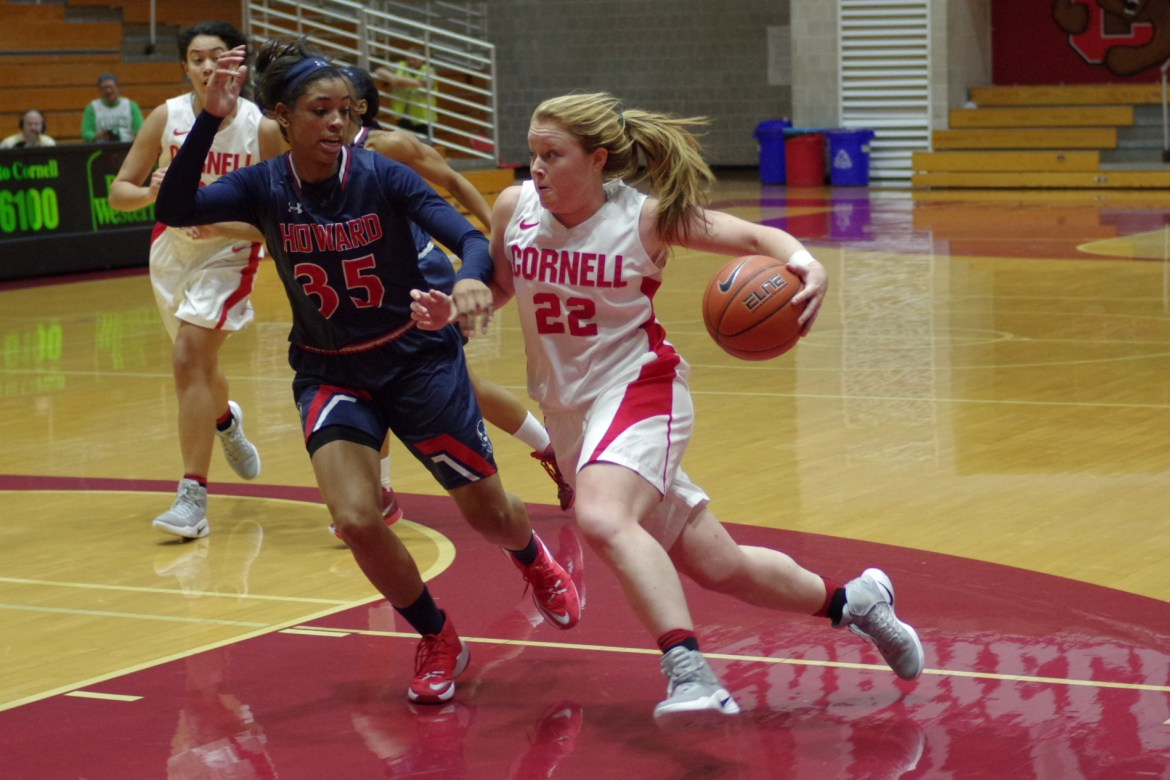 Both Drexel and Cornell are winless on the road but undefeated with three wins at home.