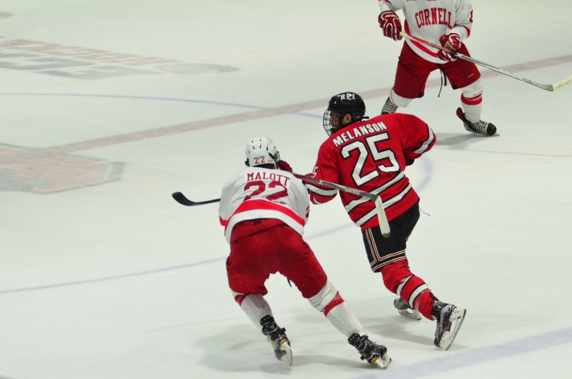 Live Blog: Men's Hockey vs. Union in Season Finale