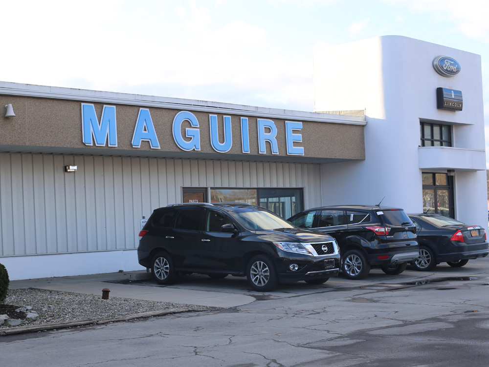 Maguire owner Phil Maguire filed a lawsuit on Friday against the City of Ithaca, claiming their temporary waterfront zoning is illegal.