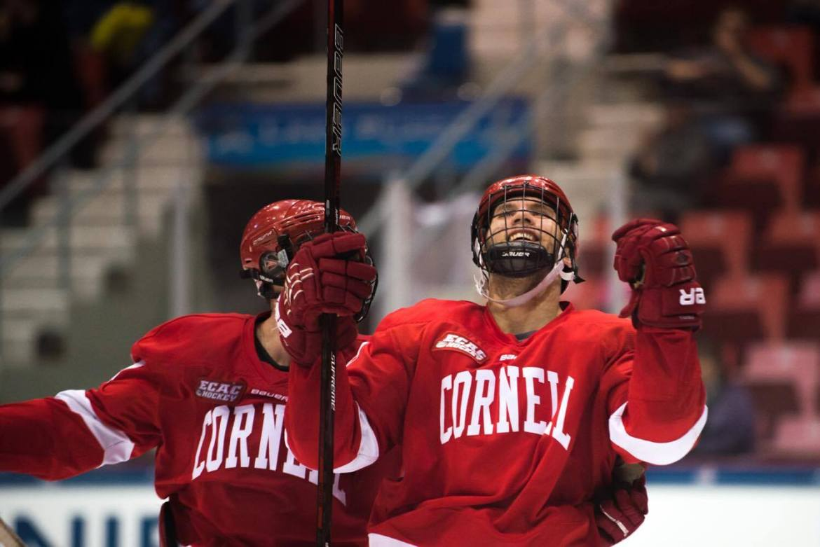 Two historic rivals of Cornell and Harvard will meet in the ECAC finals for the first time since 2006.
