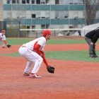 Cornell is on track to vastly improve its away record, coming away with its second series victory to open the year.