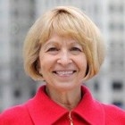 Diana Aviv, CEO of America's largest hunger relief organization, addressed the President's Council of Cornell Women this Friday.