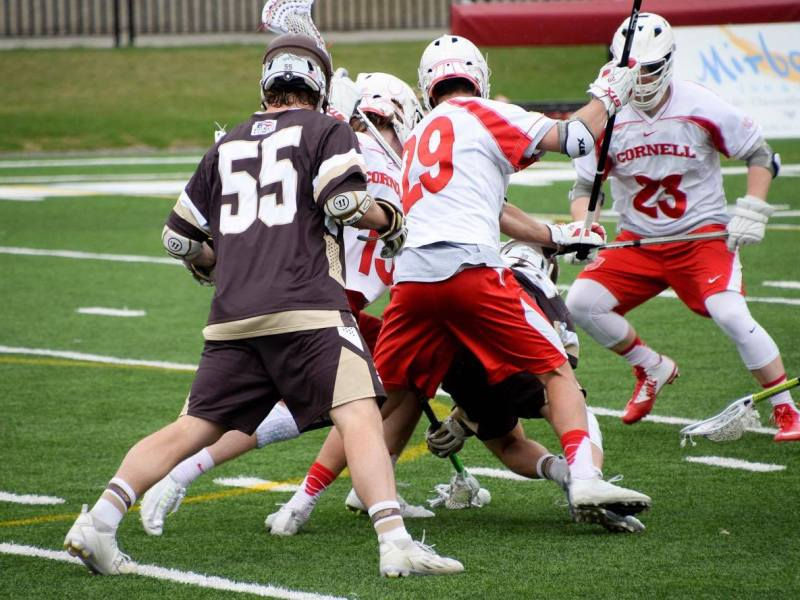 Cornell got back to its winning ways at home this Saturday.