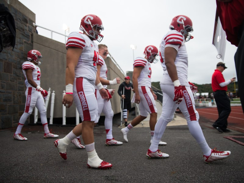 Cornell's season features a four game home stand — the longest in 14 years.