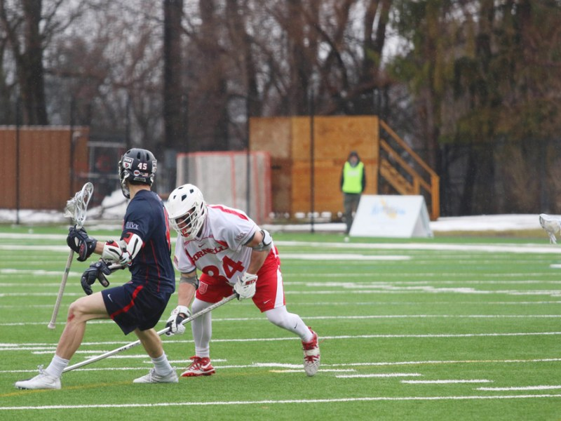 After falling to Brown 22-5 last year, Cornell is hungry for some revenge come Saturday afternoon.