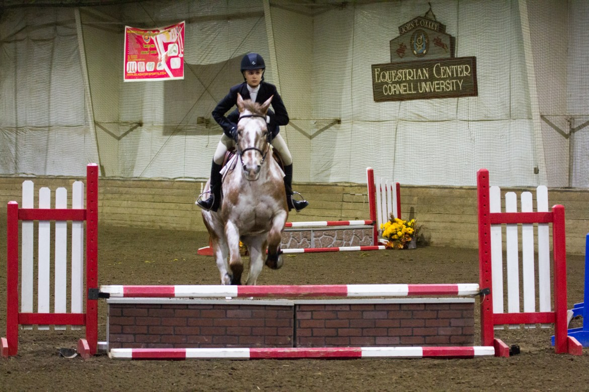 Three riders competed for the Red in Kentucky over the weekend.