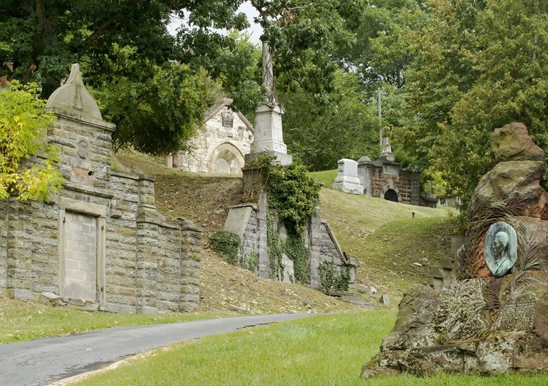 The City of Ithaca is funding an assessment of the Ithaca City Cemetery's 12 vaults, hoping to determine which are at the greatest risk of collapse.