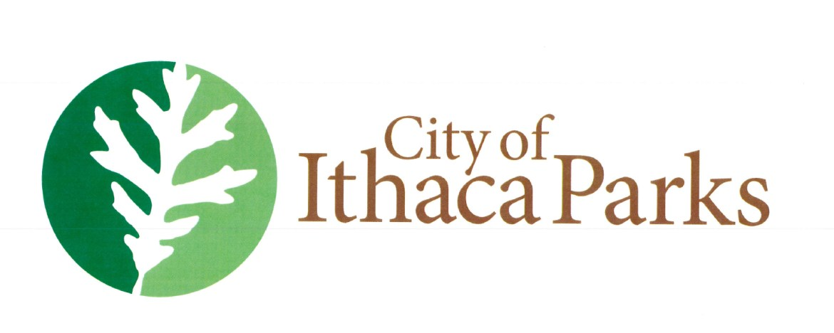 The new logo, pending City approval, depicts a bur oak leaf and city officials hope it will help unify Ithaca's 22 parks.