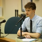 Reed Steberger '13 withdraws from the race for Tompkins County Legislature on Thursday night after The Sun reported on a 2010 rape allegation against the candidate.