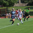 The offense was blanked for the fourth straight game against Princeton.