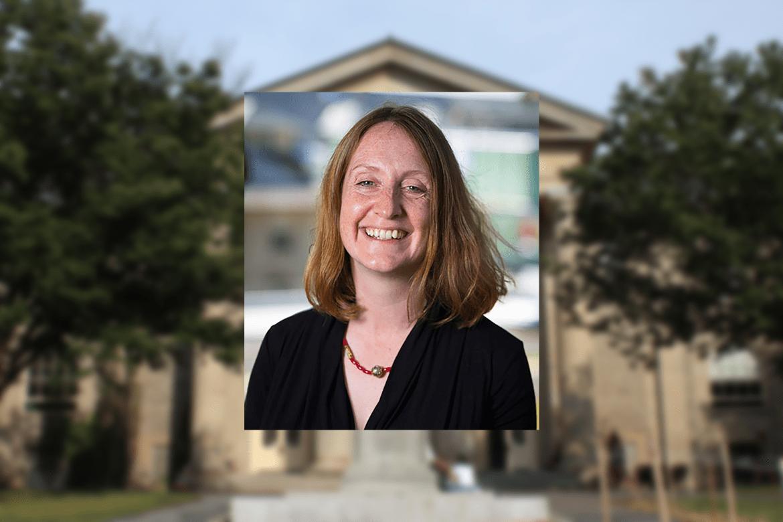 Prof. Caroline Levine, English, produces the new podcast.