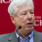 Former Cornell Prof. Richard Thaler wins what many consider to be an overdue Nobel Prize in economics.