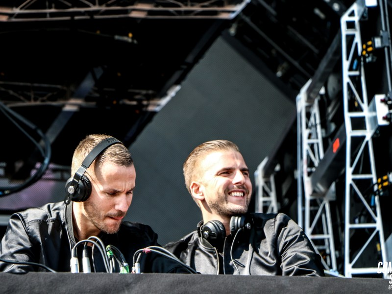 Galantis are bringing their show to Libe Slope in May.