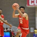Abdur-Ra'oof started for Cornell on Senior Night, and had some sensational dunks to bring the crowd in as a factor.