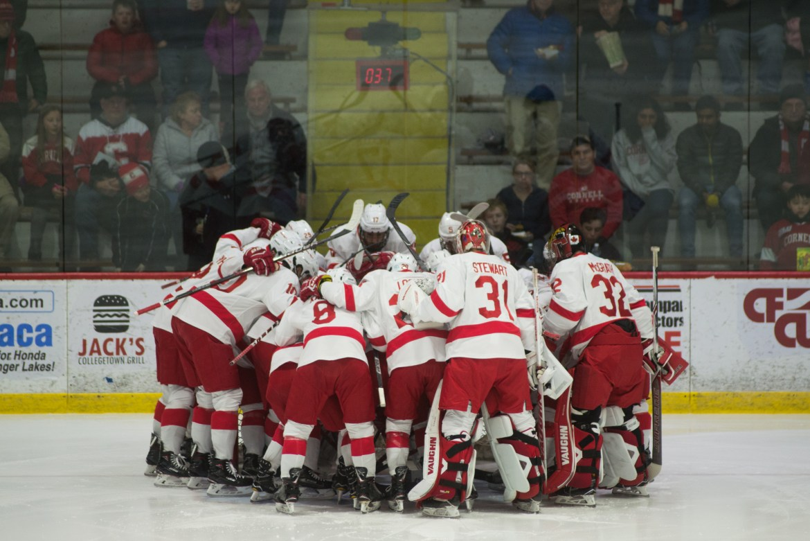 Despite being upset by RPI over the weekend, the Red have shown a pattern of resilience this season.