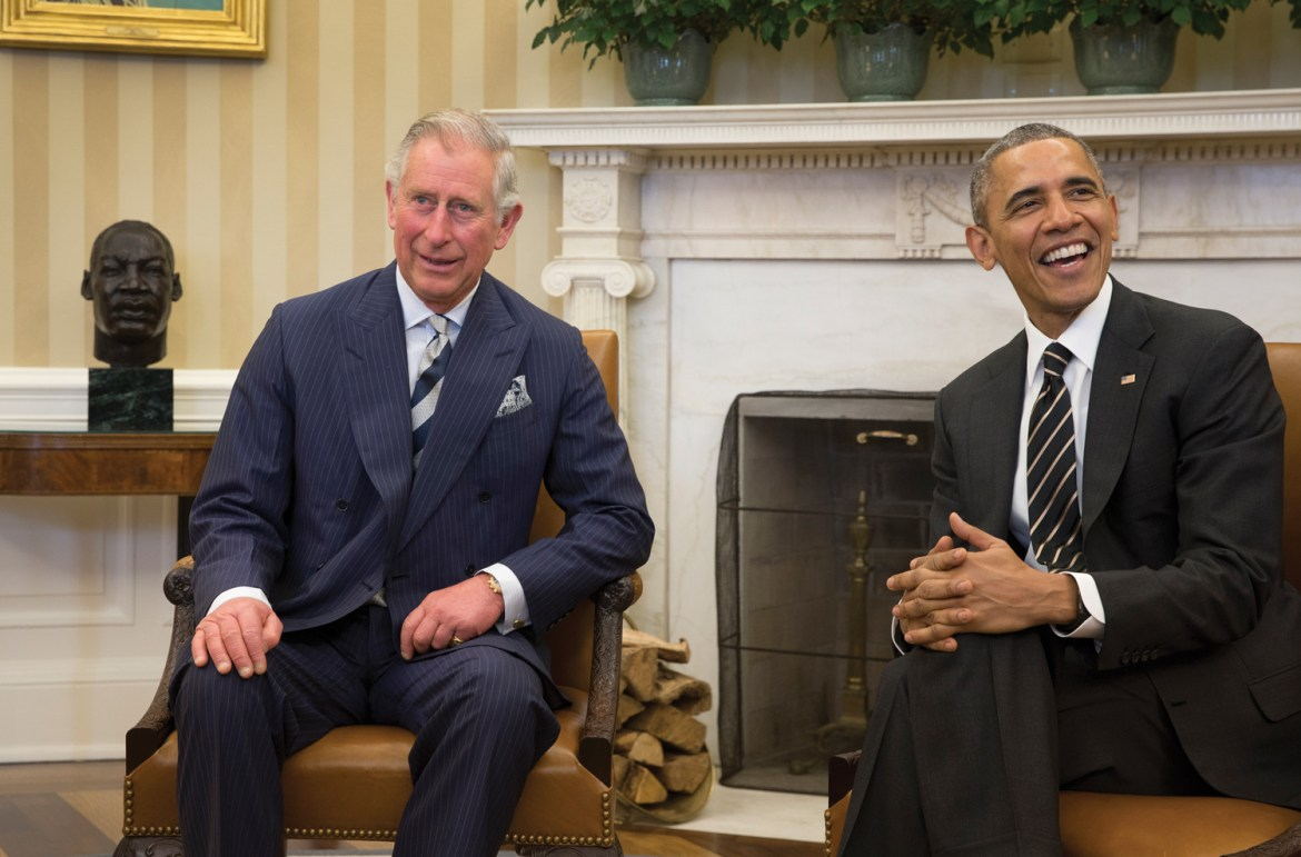 During a speech about preventing further human destruction to the ocean, Prince Charles referenced the work of two Cornell researchers to emphasize the severity of the situation.